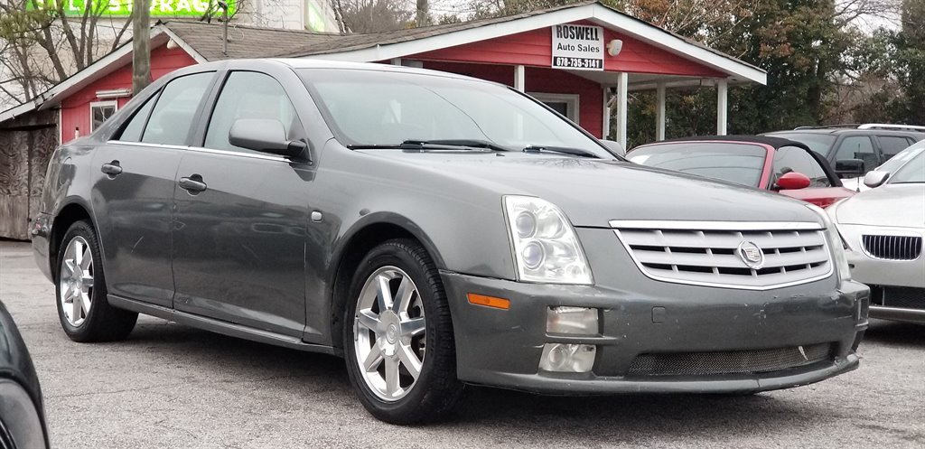 2005 Cadillac STS Print this page.